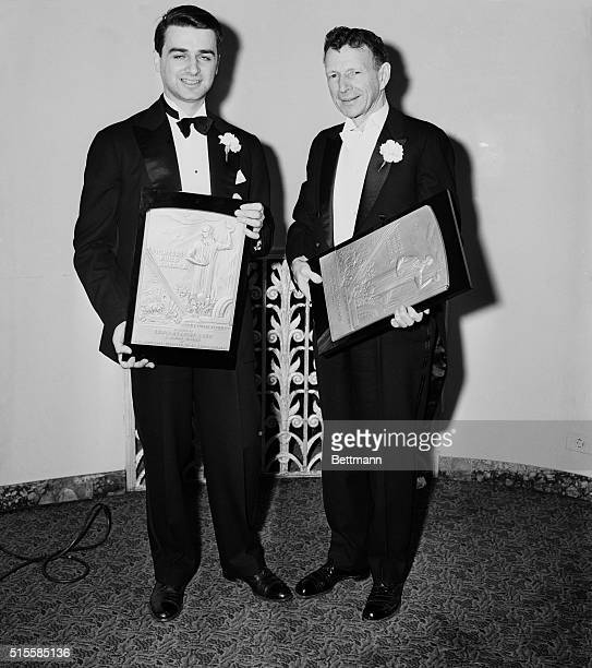 Edwin Herbert Land President of the Polaroid Corporation and Dr William David Coolidge Director of the research laboratory of General Electric...