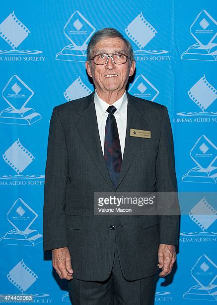 Edwin J Somers attends the 50th Annual CAS Awards From The Cinema Audio Society at Millennium Biltmore Hotel on February 22 2014 in Los Angeles...
