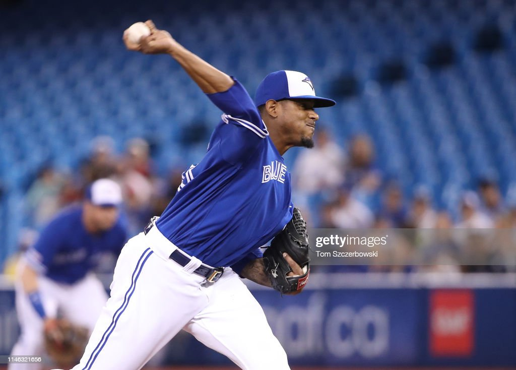 CAN: San Diego Padres v Toronto Blue Jays