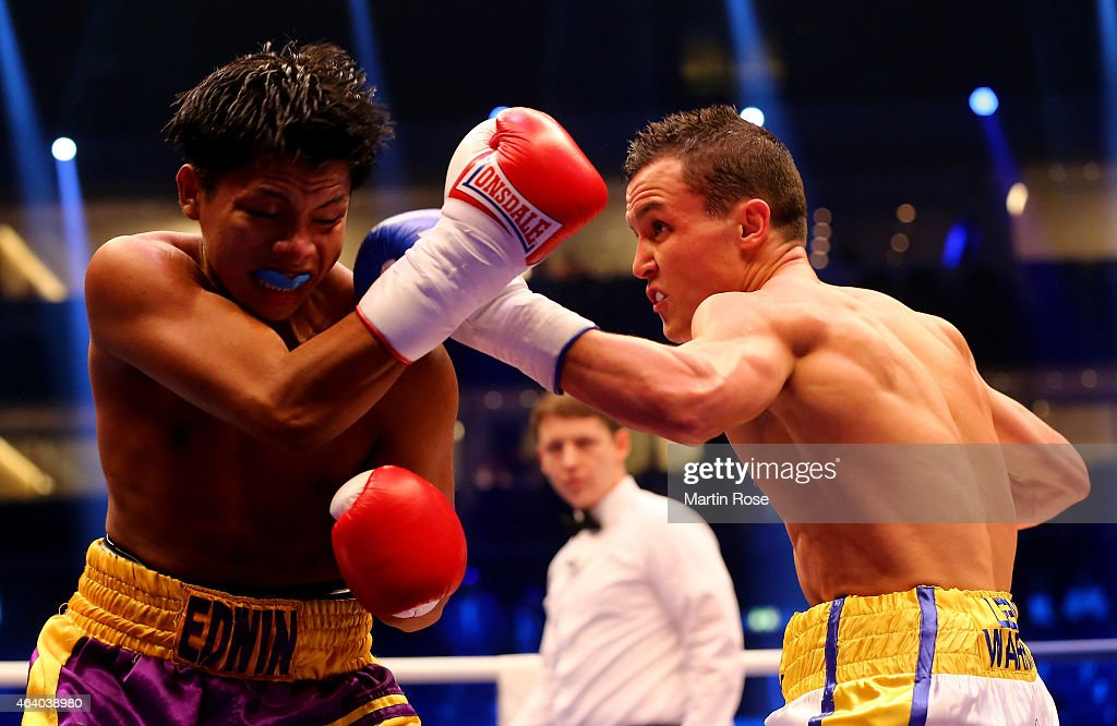 Sauerland Boxing Gala - Edwin Tellez v Josh Warrington : News Photo