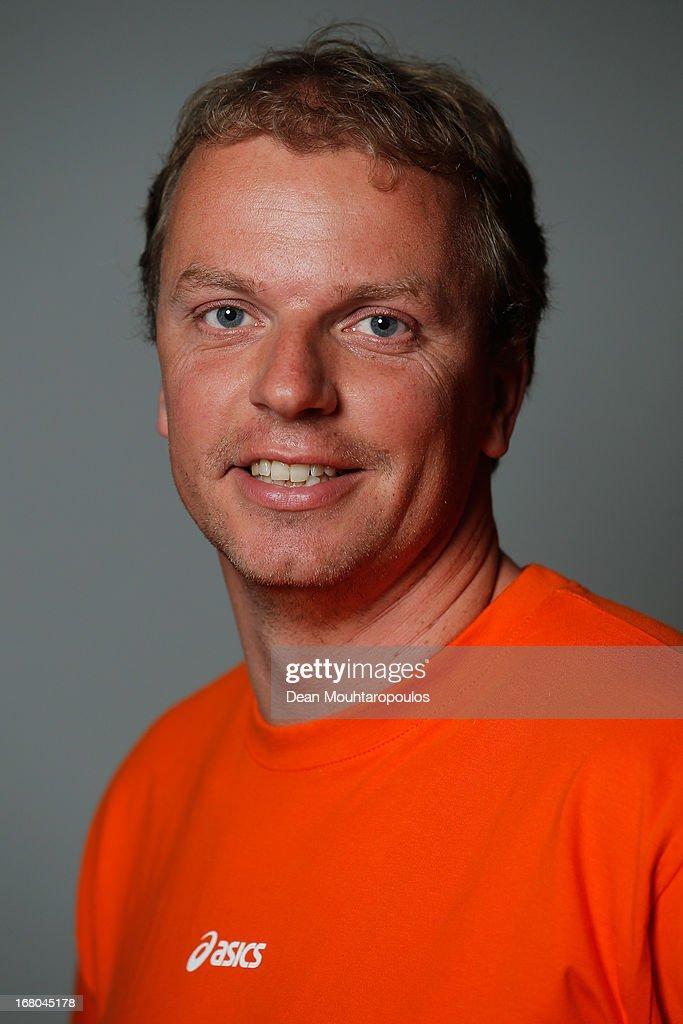 Netherlands Olympic Team Photo Shoot
