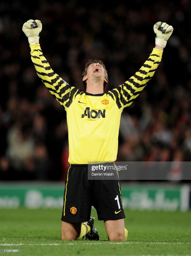 Manchester United v Chelsea - UEFA Champions League Quarter Final