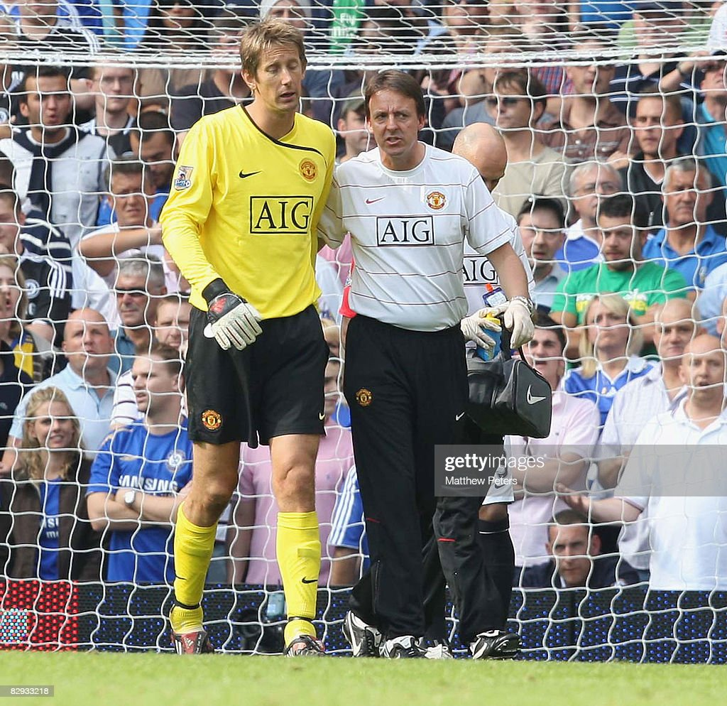 Chelsea v Manchester United : News Photo