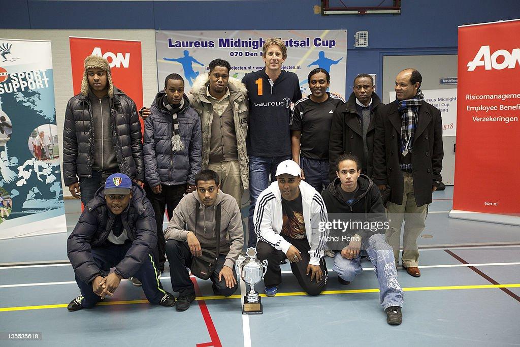 2011 Laureus Midnight Futsal Cup