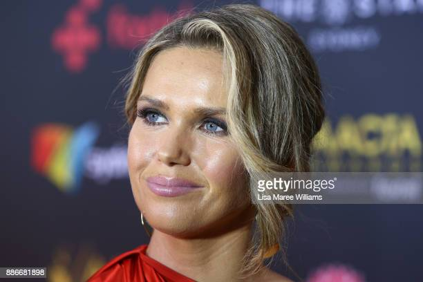 Edwina Bartholomew attends the 7th AACTA Awards Presented by Foxtel | Ceremony at The Star on December 6 2017 in Sydney Australia