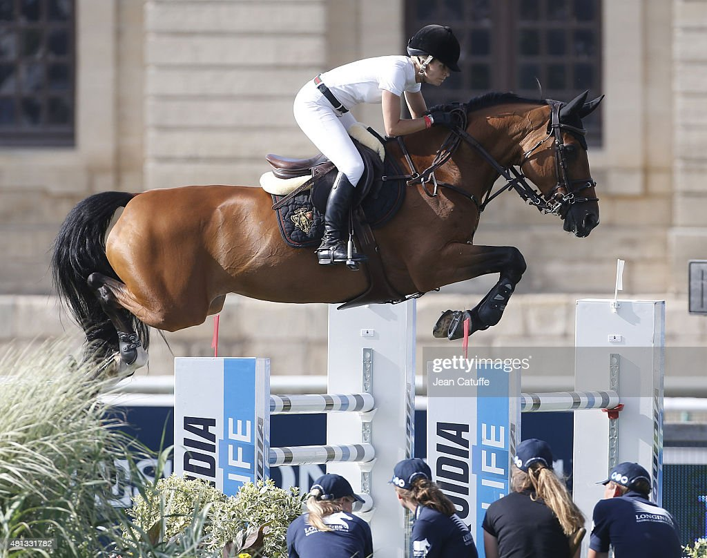 Longines Global Champions Tour of Chantilly : Day 1
