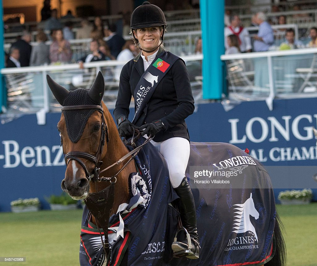 Longines Global Champion Tour in Portugal  - Day 1