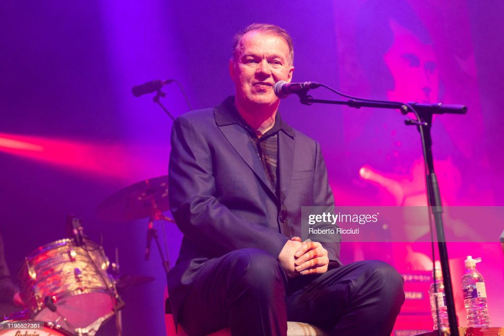 Edwyn Collins Performs At The Assembly Rooms, Edinburgh : News Photo