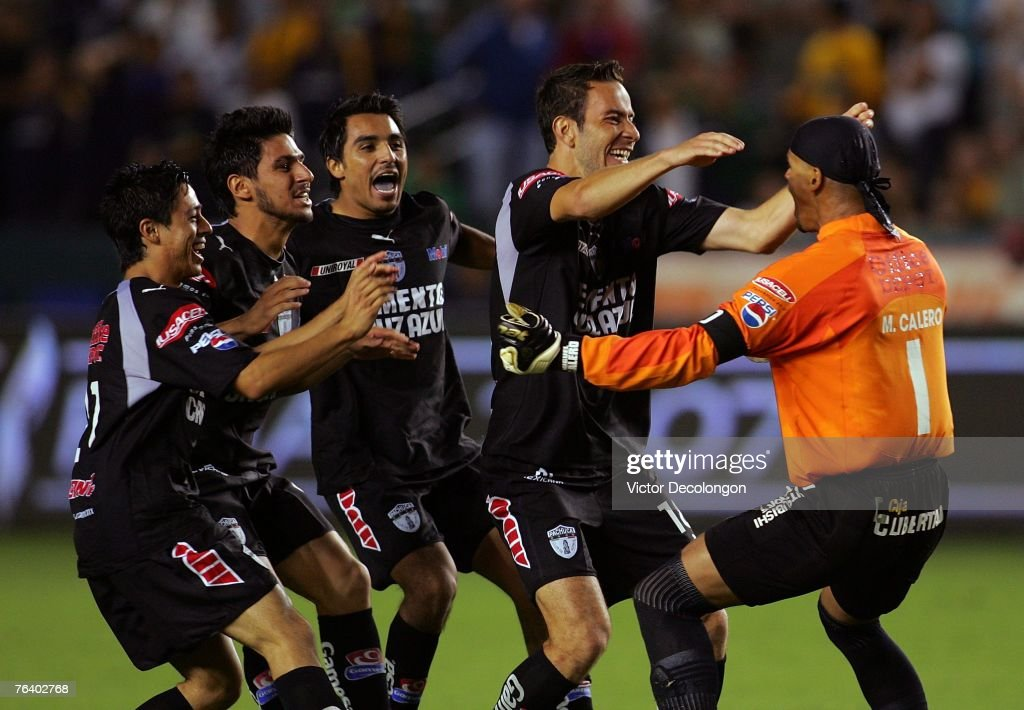 SuperLiga Final: Los Angeles Galaxy v Pachuca