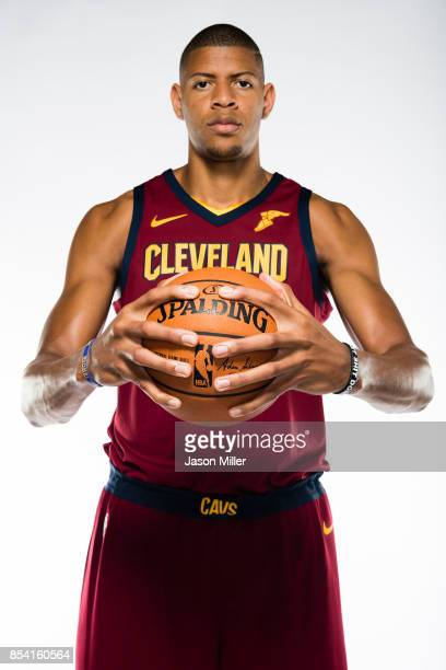 Edy Tavares of the Cleveland Cavaliers at Cleveland Clinic Courts on September 25 2017 in Independence Ohio NOTE TO USER User expressly acknowledges...
