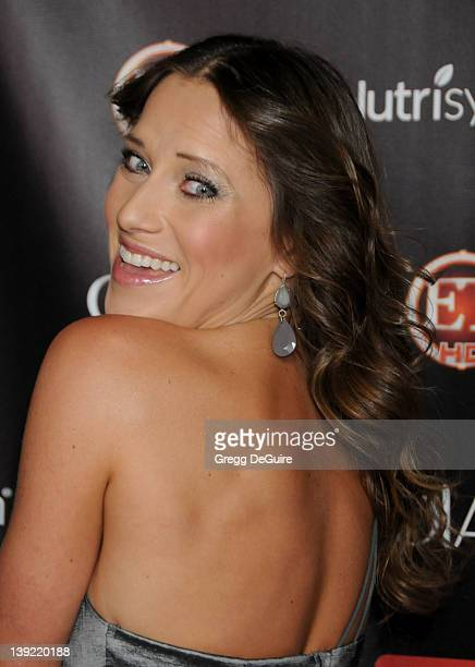 Edyta Sliwinska arrives at TV Guide Magazine's 2010 Hot List Party at Drai's at the W Hollywood Hotel on November 8, 2010 in Hollywood, California.