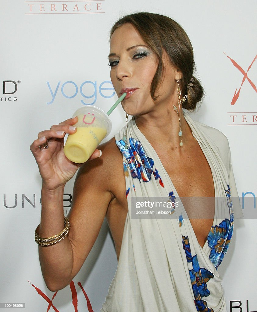 Edyta Sliwinska attends the Birthday Celebration For Edyta Sliwinska From 'Dancing With The Stars' at XIV on May 24, 2010 in West Hollywood, California.