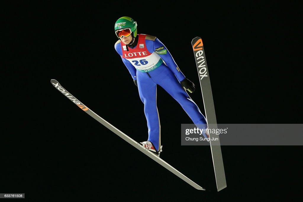 FIS Nordic Combined World Cup presented by Viessmann  - Test Event For Pyeongchang 2018 Olympic Winter Games - Day 1