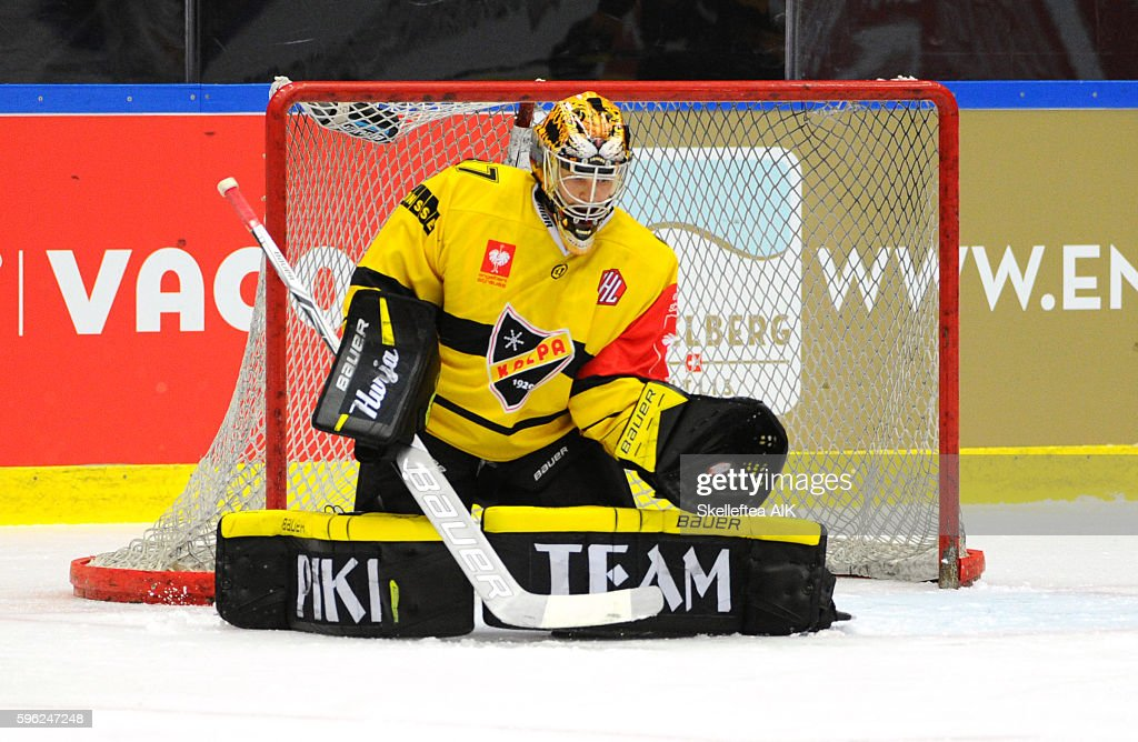 Skelleftea AIK v KalPa Kuopio - Champions Hockey League : News Photo