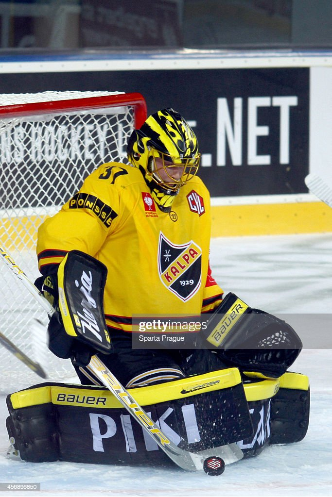 Sparta Prague v KalPa Kuopio - Champions Hockey League : News Photo