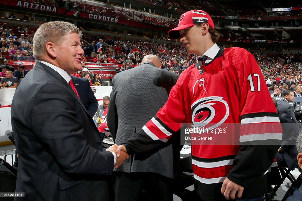 2017 NHL Draft - Rounds 2-7 : News Photo