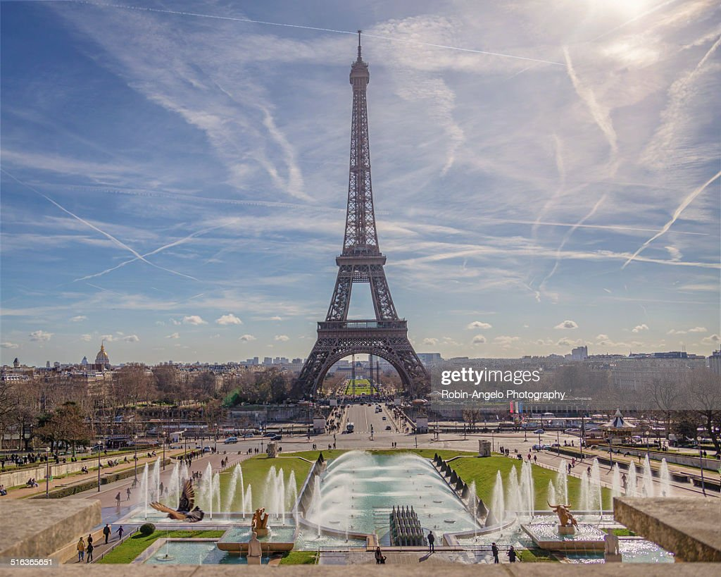Effeil Tower in Paris : Photo
