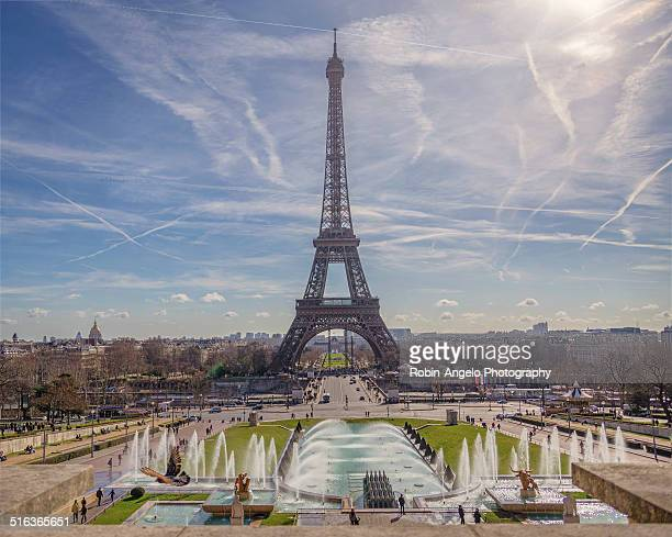Effeil Tower in Paris