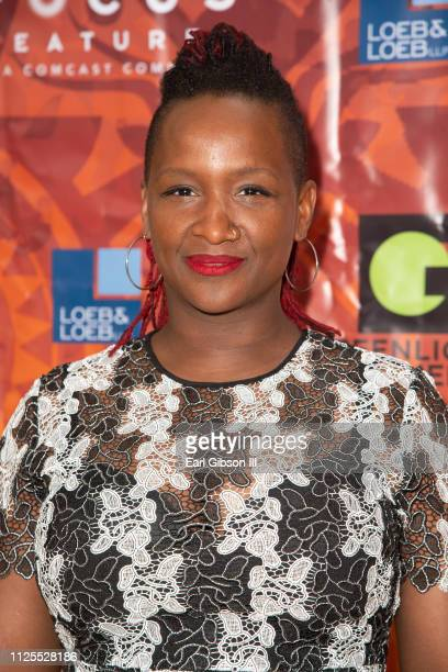 Effie Brown attends the Greenlight Women For Black History Month Brunch Celebration at The London on February 17 2019 in West Hollywood California