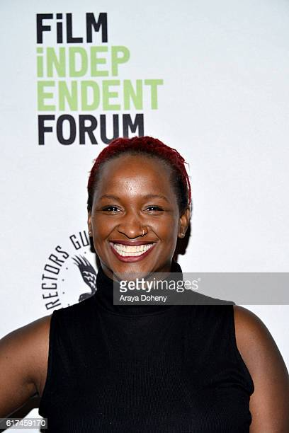 Effie Brown, EVP of Production and Development at Lee Daniels Entertainment attends the Film Independent Forum at the DGA Theater on October 23, 2016...