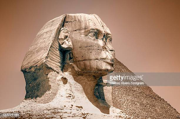 effigy of king khafre - fotógrafo stock photos and pictures