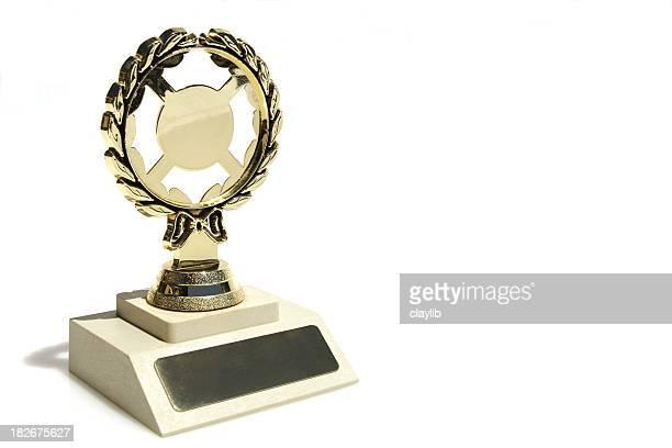 effort counts trophy