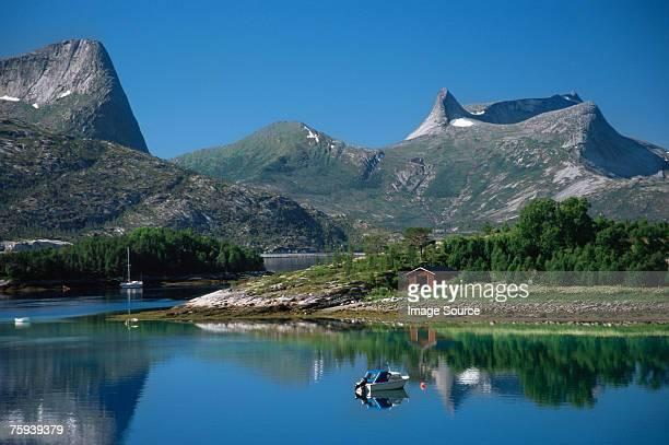 Efjord norway