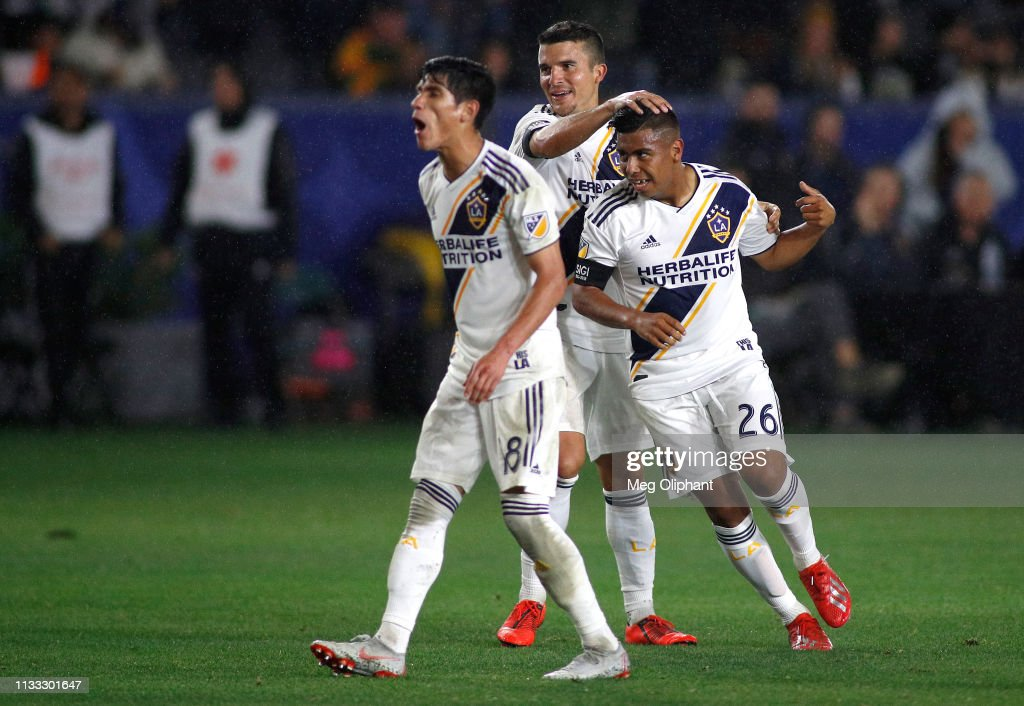 Chicago Fire v Los Angeles Galaxy : News Photo