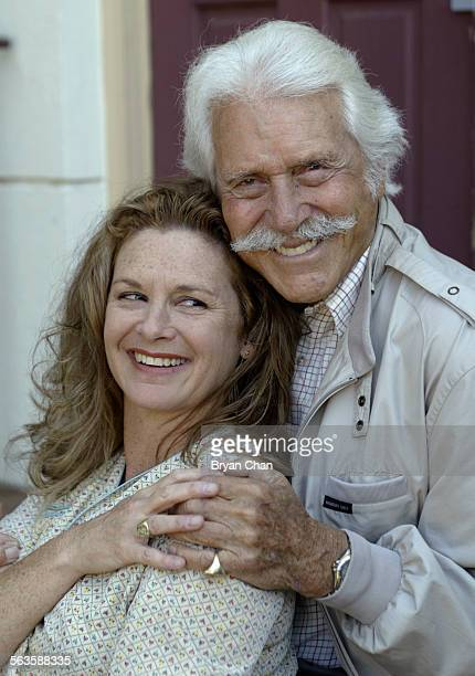 Efrem Zimbalist Jr and his daughter Stephanie Zimbalist are starring together for the first time on stage in Tennessee Williams Night of the Iguana...