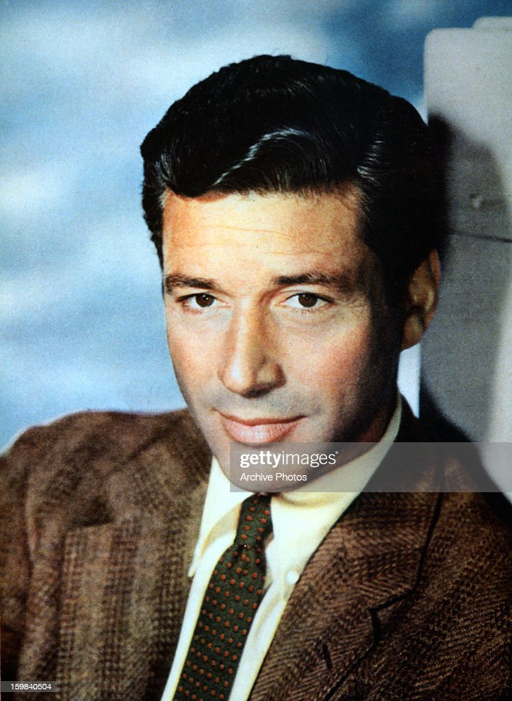 Efrem Zimbalist Jr In '77 Sunset Strip' : News Photo