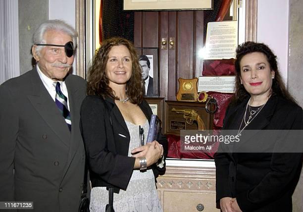 Efrem Zimbalist Jr Stephanie Zimbalist and Donelle Dadigan