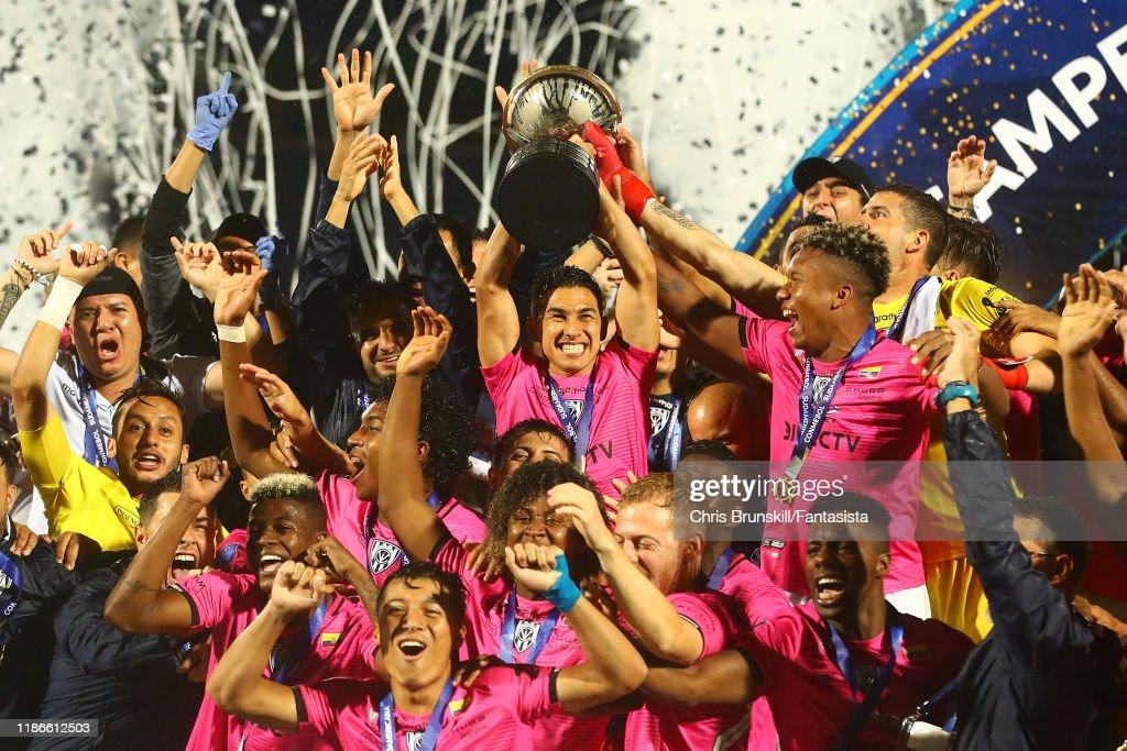 Colon v Independiente del Valle - Copa CONMEBOL Sudamericana 2019 : ニュース写真
