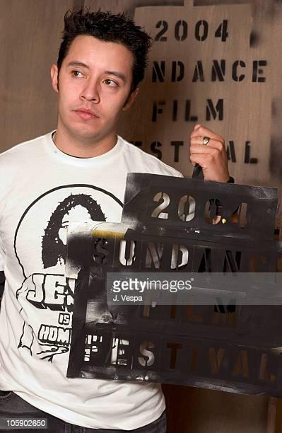 "Efren Ramirez during 2004 Sundance Film Festival - ""Napoleon Dynamite"" Portraits at HP Portrait Studio in Park City, Utah, United States."