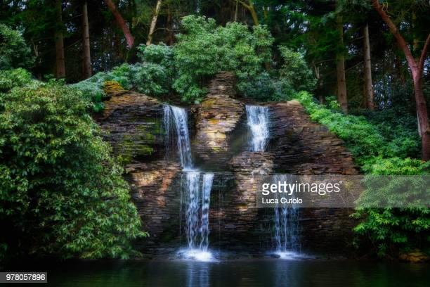 Efteling waterfall