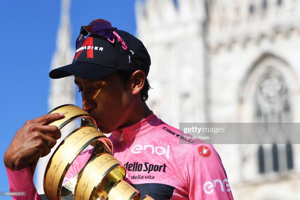 104th Giro d'Italia 2021 - Stage 21 : ニュース写真