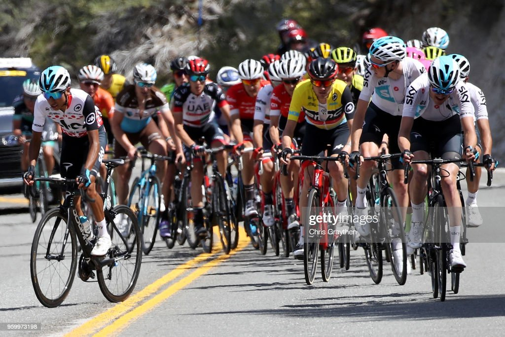 Amgen Tour of California - Stage 6 Folsom to South Lake Tahoe