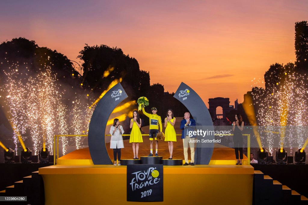 106th Tour de France 2019 - Stage 21 : News Photo