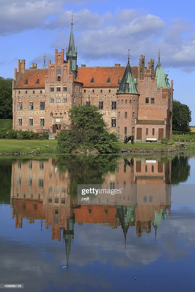 Egeskov Slot Castle : Stock Photo