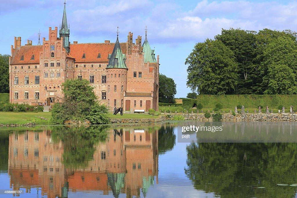 Egeskov Slot Castle : Stock Photo