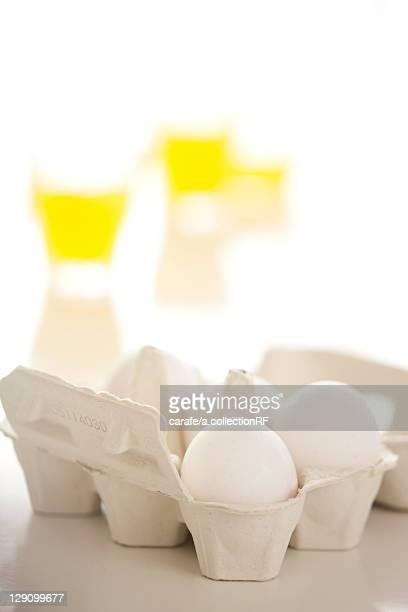 Egg and orange juice