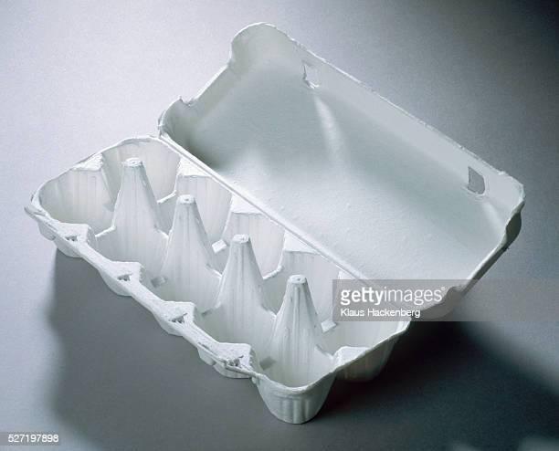Egg carton empty