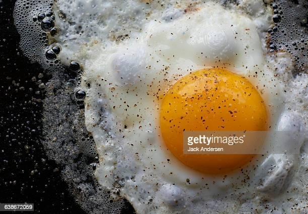 egg - fried eggs stock pictures, royalty-free photos & images