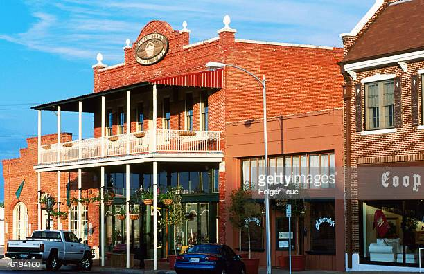 eggemeyer's general store, san angelo, texas, united states of america, north america - san angelo texas stock pictures, royalty-free photos & images