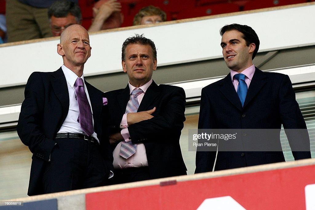 West Ham United v Manchester City : News Photo