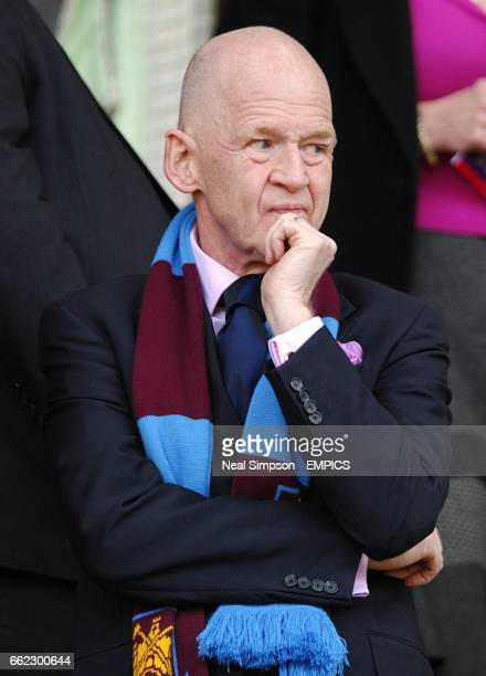 Eggert Magnusson West Ham United's Chairman
