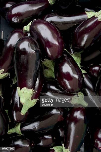 eggplant 2 - eggplant stock photos and pictures