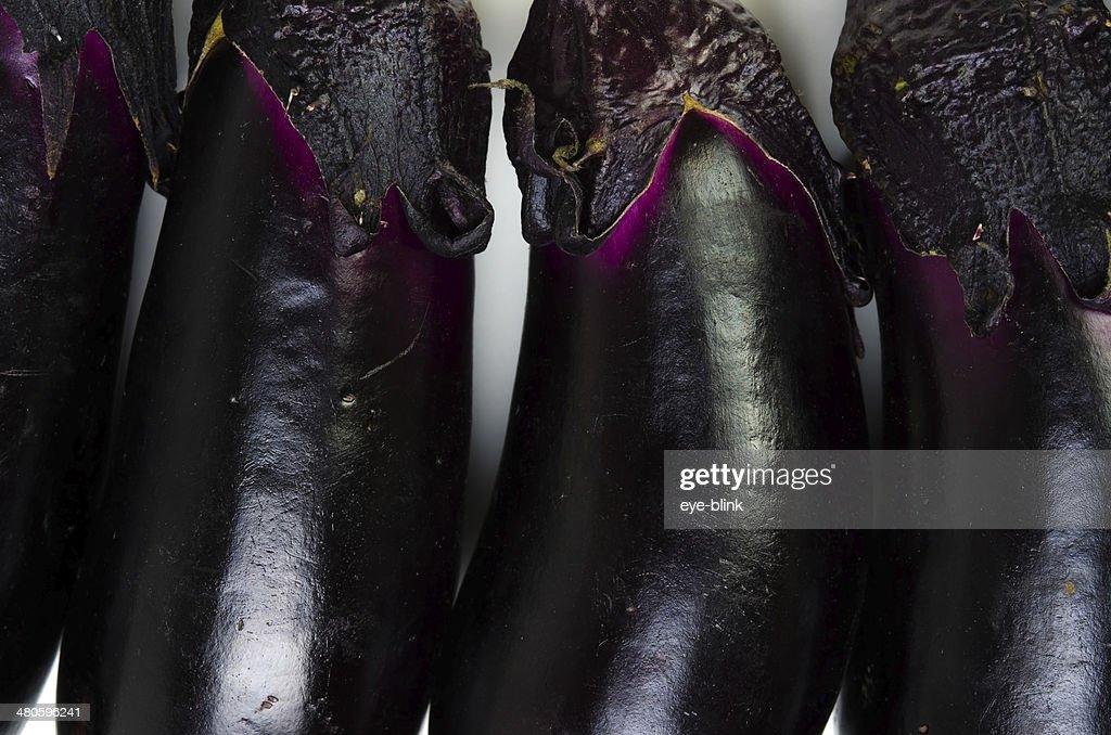 Eggplant : Stock Photo