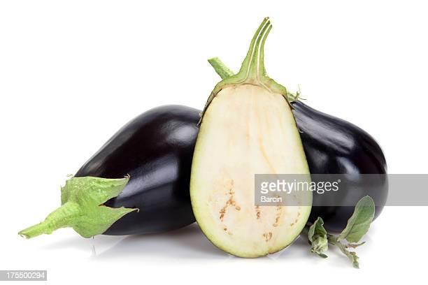 eggplants - eggplant stock photos and pictures