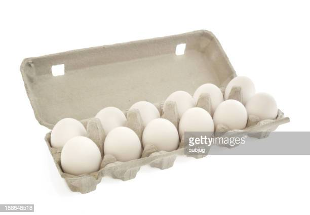 Eier-Kartonverpackung