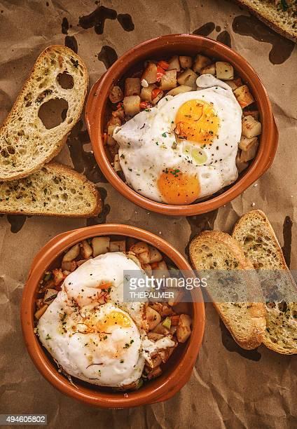 Eggs for brunch